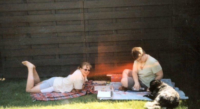 2002-zomer Ingrid & Rianne