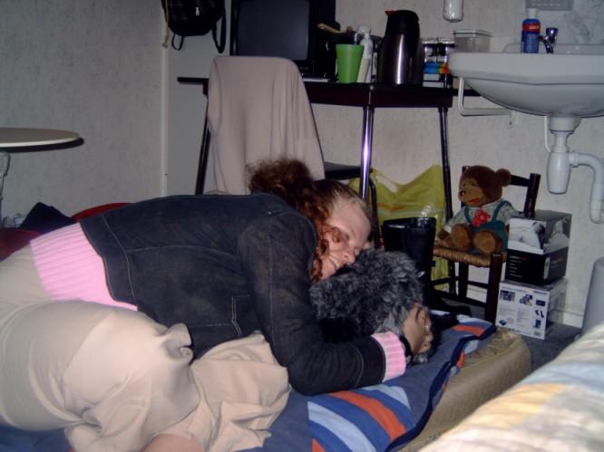 2003-12-14 Tessa & Ingrid