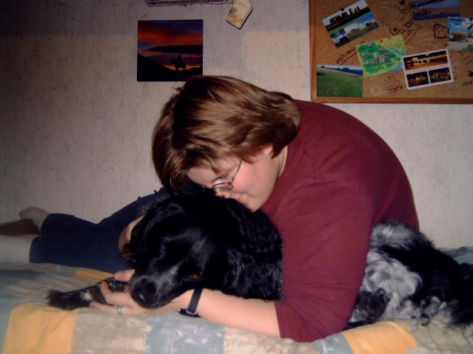 2003-12-14 Tessa & Rianne