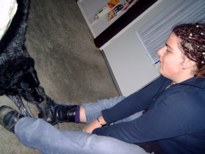 2003-12-27 Eva & Tessa