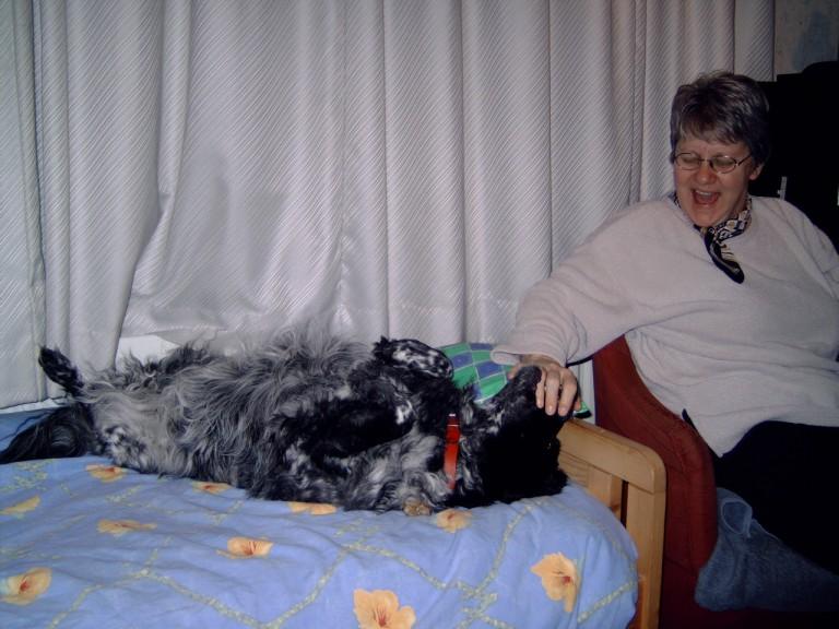 2004-03-19 Mam & Tessa