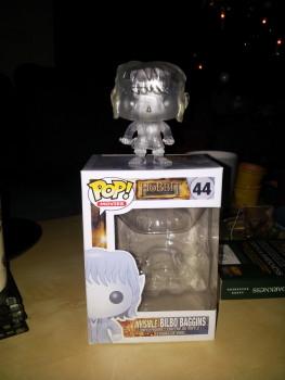 Invisible Bilbo!