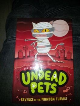 Undead Pets book