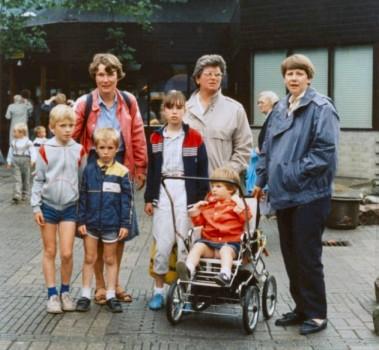 1987-08 Noorder Dierenpark Emmen